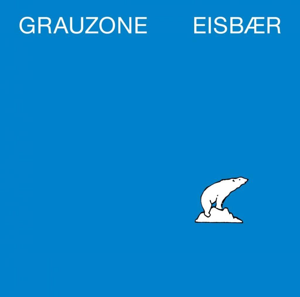 Grauzone Eisbaer Cover