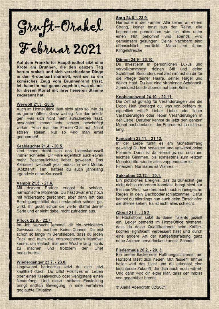 Orakel Em 2021