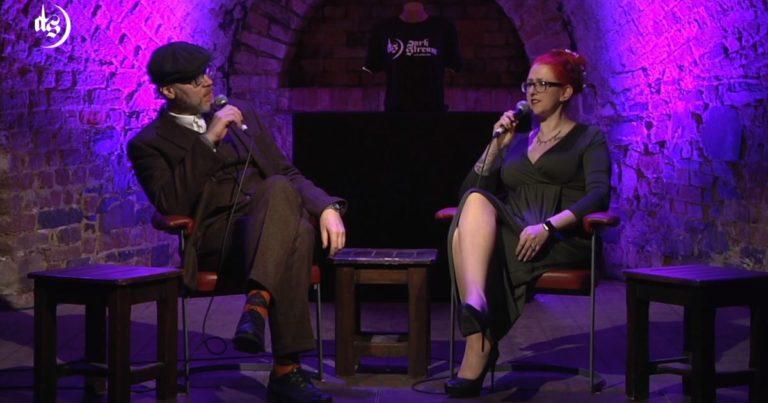 2. Darkstream-Festival JETZT live bei Twitch verfolgen