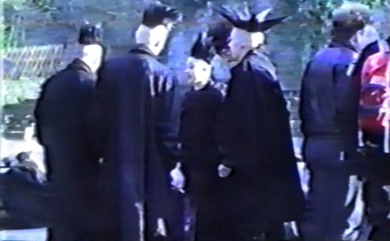 Karfreitrag 1991: Neues Video vom Gothic-Treffen in Tecklenburg