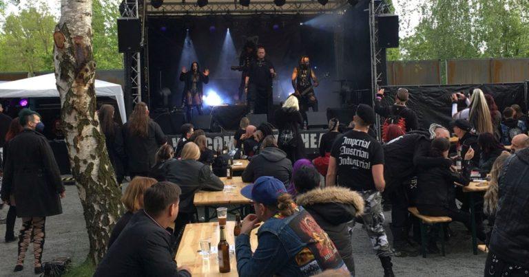 Rückblick: Das zweite Pest-Treffen in Leipzig – Eine schwarze Pfingstreise 2021