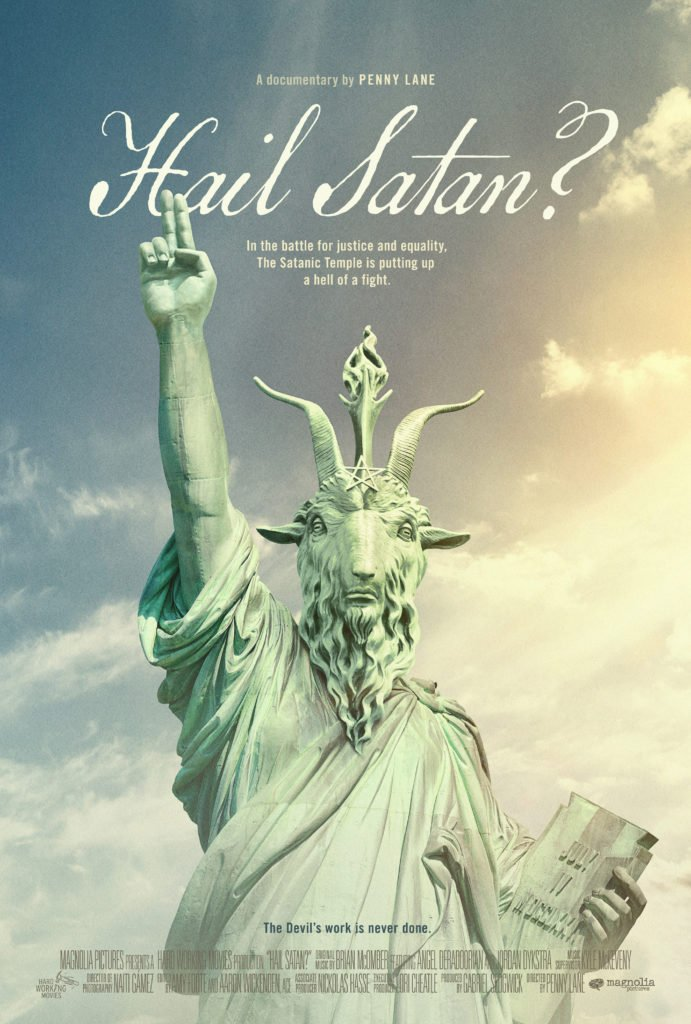 Hail Satan! Filmcover
