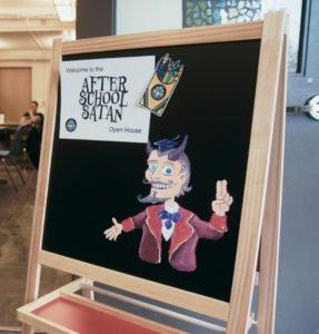 Hail Satan - After School