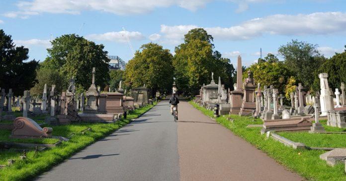 Brompton Cemetery 2015