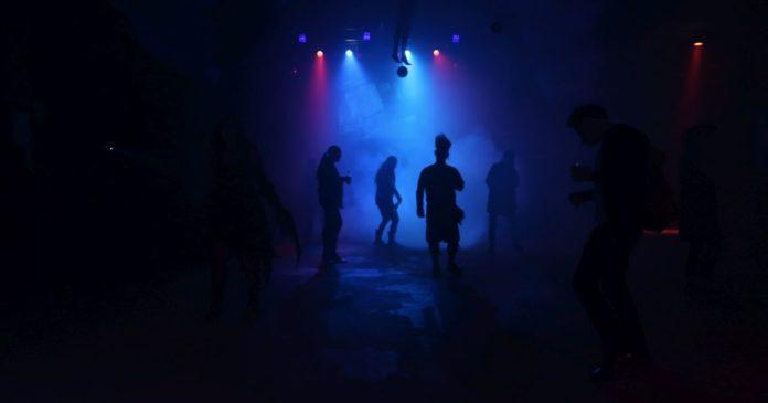 Diskothek - WGT - Dancing