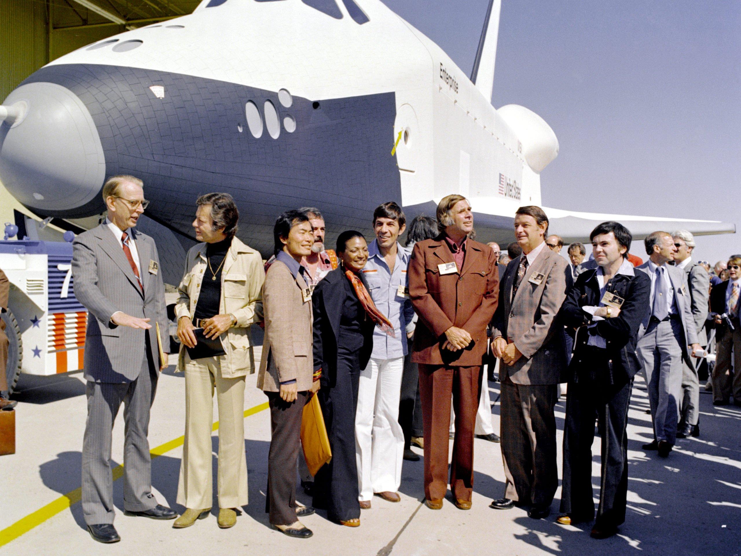 55 Jahre Star Trek