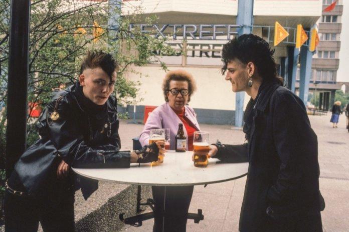 Punks in de DDR